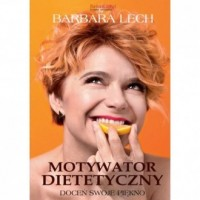 Motywator dietetyczny - okładka książki