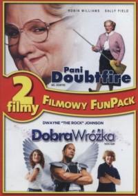 Pani Doubtfire / Dobra Wróżka - okładka filmu