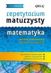 Repetytorium maturzysty - matematyka - okładka podręcznika