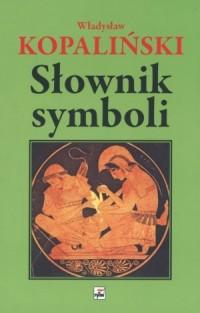 Słownik symboli - Władysław Kopaliński - okładka książki