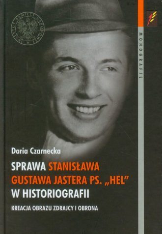 Sprawa Stanisława Gustawa Jastera - okładka książki