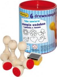 Stemple ozdobne - zdjęcie zabawki, gry
