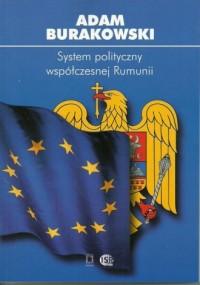 System polityczny współczesnej Rumunii - okładka książki