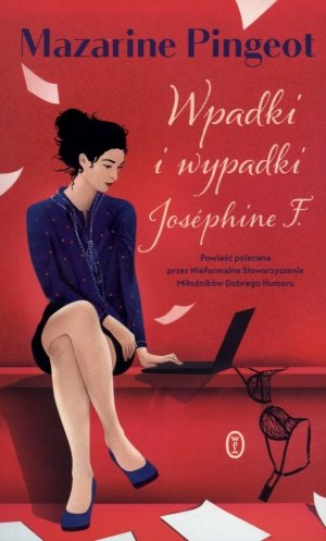Wypadki i wpadki Josephine F. - okładka książki