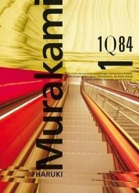 1Q84 - okładka książki