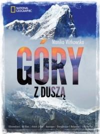 Góry z duszą - okładka książki