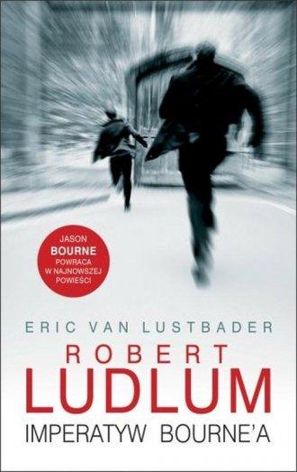 Imperatyw Bourne a - okładka książki