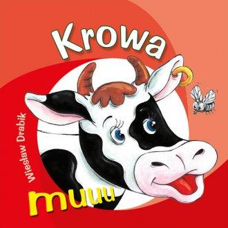 Krowa - okładka książki