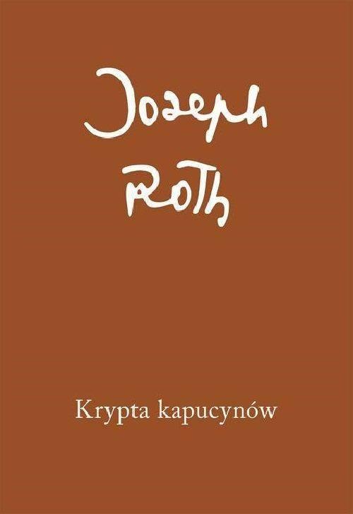 Krypta Kapucynów - okładka książki