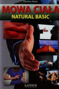 Mowa ciała. Natural basic - okładka książki