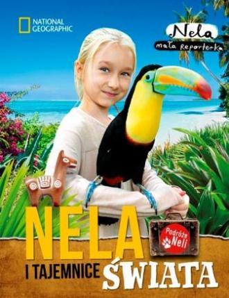 Nela i tajemnice świata - okładka książki