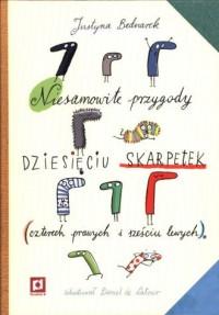 Niesamowite przygody dziesięciu - okładka książki