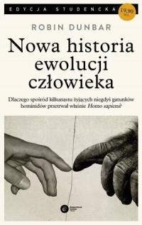 Nowa historia ewolucji człowieka - okładka książki