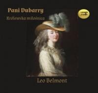 Pani Dubarry - Królewska miłośnica - pudełko audiobooku