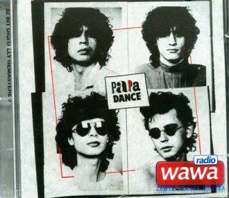 Papa Dance - okładka płyty
