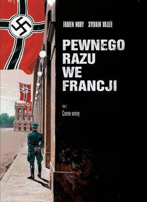 Pewnego razu we Francji cz. 2. - okładka książki