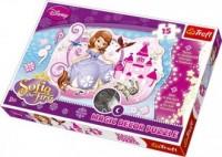 Jej Wysokość Zosia (puzzle 15-elem.) - zdjęcie zabawki, gry