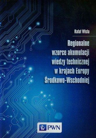 Regionalne wzorce akumulacji wiedzy - okładka książki