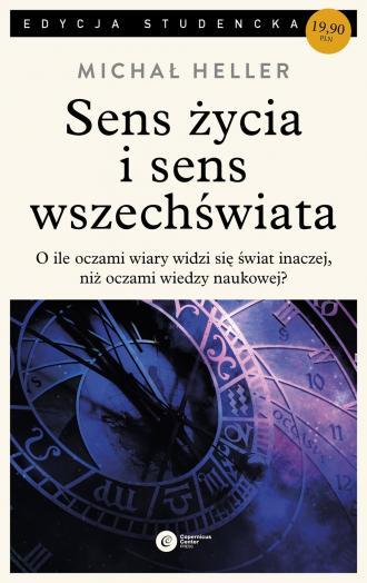 Sens życia i sens wszechświata. - okładka książki