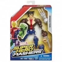 Super Hero Mashers. Wolverine - zdjęcie zabawki, gry
