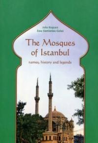 The Mosques of Istanbul. Names, - okładka książki