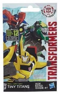 Transformers Tiny. Titan Figurka (saszetka mix) - zdjęcie zabawki, gry