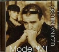 Model MT. Ulotna miłość - okładka płyty