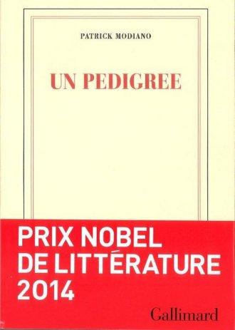 Un Pedigree - okładka książki