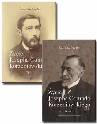 Życie Josepha Conrada Korzeniowskiego. - okładka książki