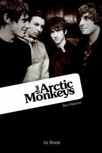 Arctic Monkeys - okładka książki
