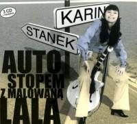 Autostopem z malowaną lalą (3 CD) - okładka płyty