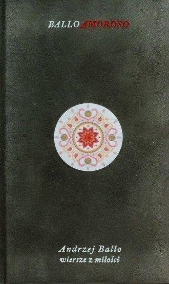 Baloo Amoroso wiersze z miłości - okładka książki