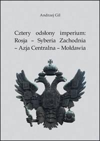 Cztery odsłony imperium: Rosja - okładka książki