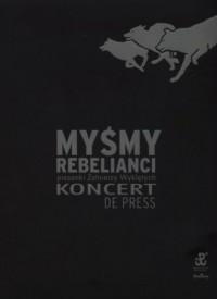 De Press. Myśmy rebelianci - okładka filmu