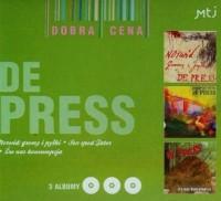 De Press. Żre nas konsumpcja  Norwid - okładka płyty