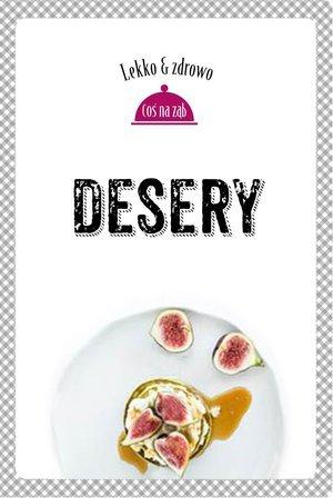 Desery - okładka książki