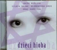 Dzieci Hioba - Jacek Bończyk - okładka płyty