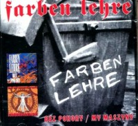 Farben Lehre. Bez pokory. My maszyny - okładka płyty