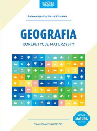 Geografia. Korepetycje maturzysty. - okładka podręcznika