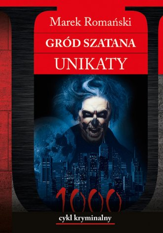 Gród szatana. Unikaty - okładka książki