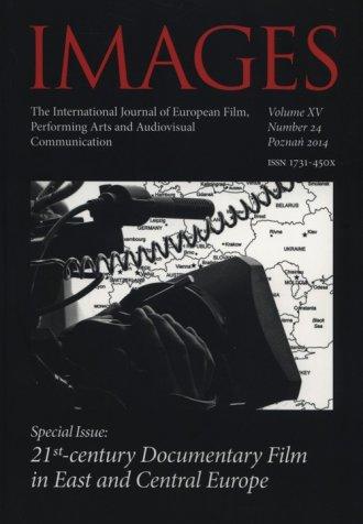 Images vol. XV nr 24. The International - okładka książki