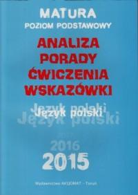 Język polski. Analiza, porady, - okładka podręcznika