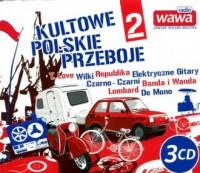 Kultowe polskie przeboje Radia - okładka płyty