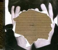 Lies - Wydawnictwo - okładka płyty
