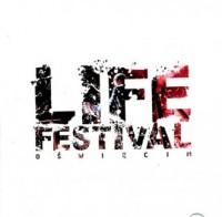 Life Festival Oświęcim (2 CD) - okładka płyty