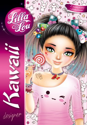 Lilla Lou. Kawaii - okładka książki