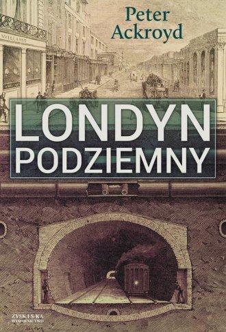 Londyn podziemny - okładka książki