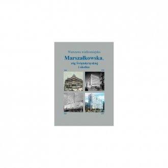Marszałkowska, róg Świętokrzyskiej - okładka książki