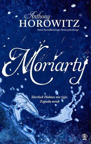 Moriarty - okładka książki