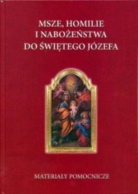 Msze, homilie i nabożeństwa do - okładka książki